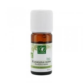 Huile essentielle Eucalyptus radié Bio 10ml