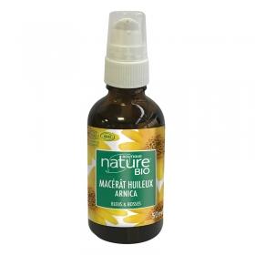 huile végétale d'arnica bio