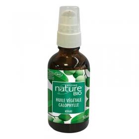 huile végétale de calophylle bio