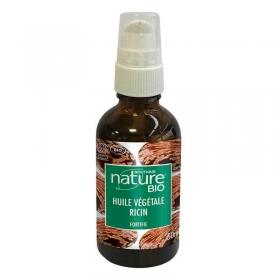 huile végétale ricin bio