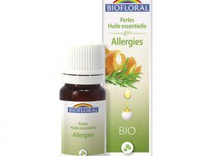 allergies perles aux huiles essentielles bio