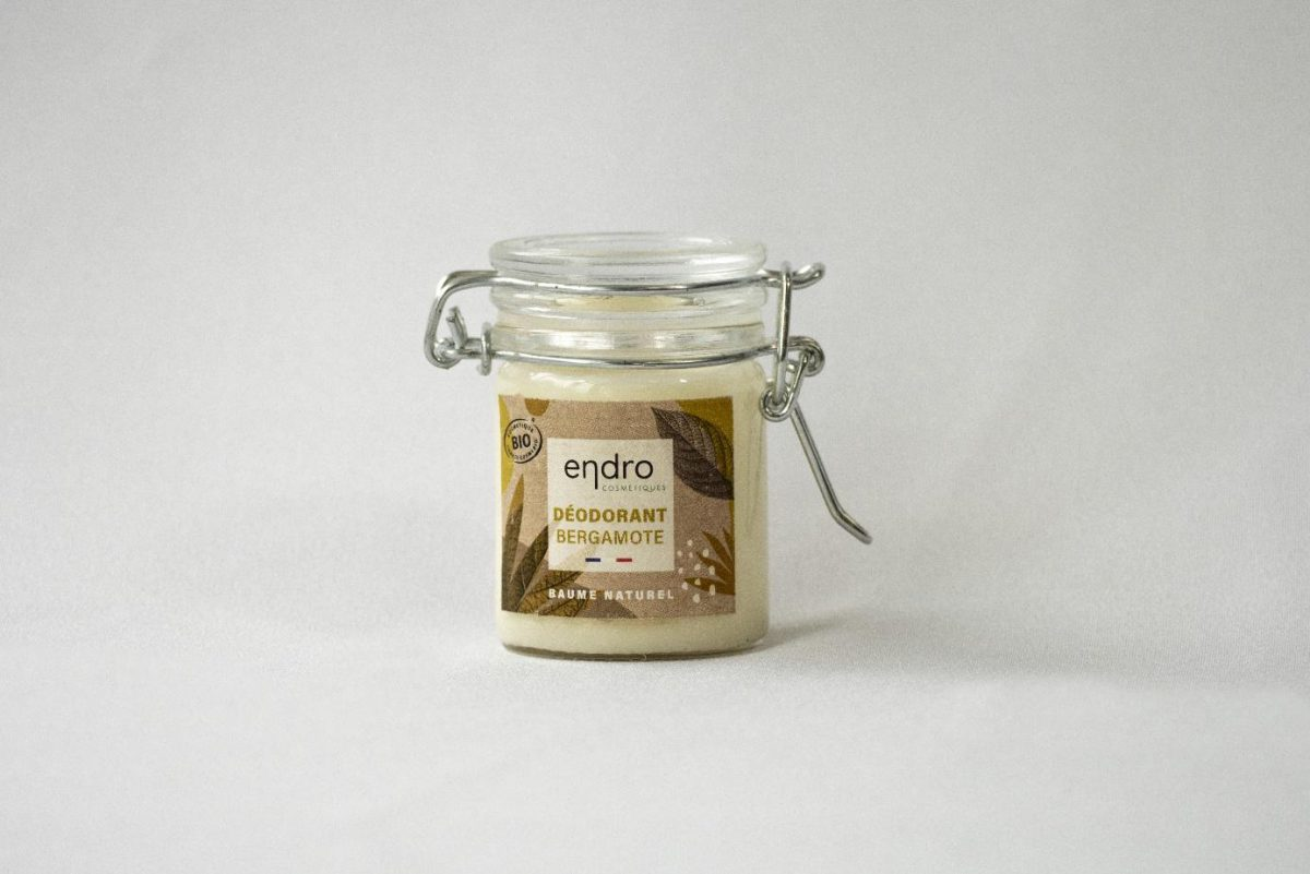 déodorant baume bergamote bio