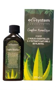 COMPLEXE-AROMATIQUE Ecosystem naturellement