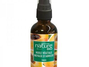 huile végétale de noyau d'abricot bio