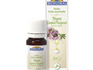 thym perles aux huiles essentielles bio