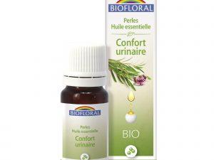 perles aux huiles essentielles confort urinaire bio