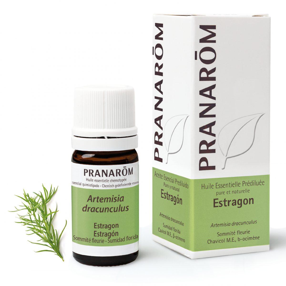 huile essentielle d'estragon
