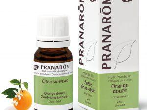 huile essentielle d'orange bio