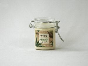 déodorant baume menthe bio
