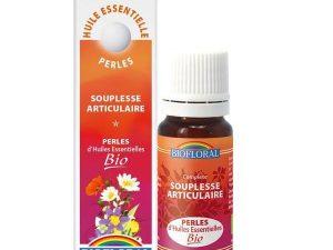souplesse articulière perles aux huiles essentielles bio